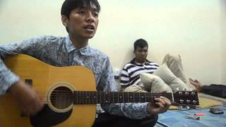 Sandaran Hati - Letto ( Official Fake Amirudin Cover )