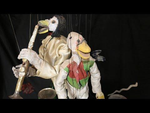 J.C. Abbey, Ghana's Puppeteer - TRAILER