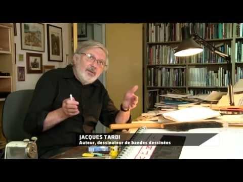 """Jacques Tardi : album """"ô dingo, ô chateaux !"""" - Entrée libre"""