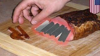 Dog killer: Kentucky man puts razor blades in bacon, feeds it to neighbor's animal