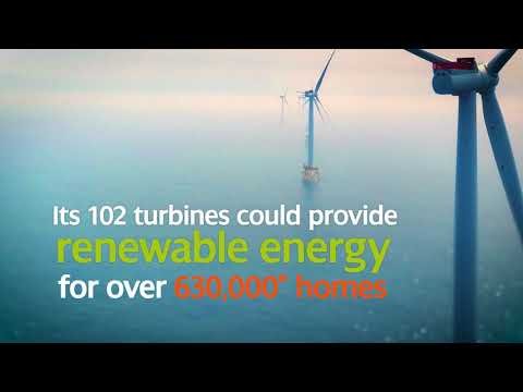 First Power at East Anglia ONE Offshore Windfarm