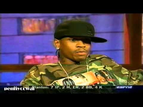 Allen Iverson Interview - Quite Frankly with Stephen A. Smith HQ Full Version (2005)
