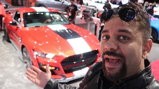 2020 SHELBY GT500 INTERIOR REVIEW PLUS FORD DEBUNKS MSRP RUMORS & MORE!