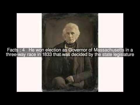 John Davis (Massachusetts governor) Top  #7 Facts