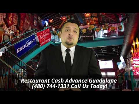 Restaurant Cash Advance Guadalupe (480) 744-1331