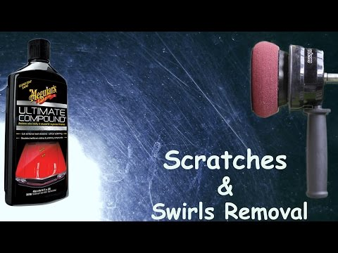how to use turtle wax ice speed compound