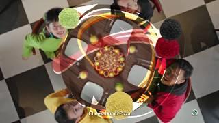 #DuarBiasa Cheesebomb Pizza Hut...