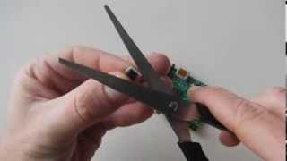 how to mount the sweetbox and the heatsinks onto your raspberry pi