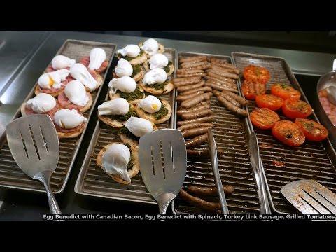 NCL Breakfast Buffet 80+ Items