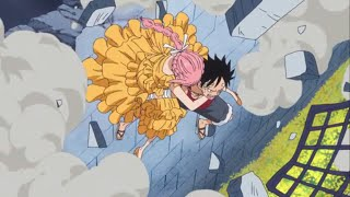 Download Video One Piece Dressrosa 741 Luffy kidnaps Rebecca SUB ENG MP3 3GP MP4