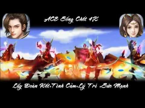 ACE song chet Fairy Tai 4x Và Sức Mạnh Con Người