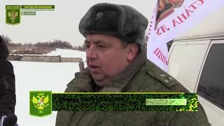 18+Передача тела в ЛНР погибшего ВСУ