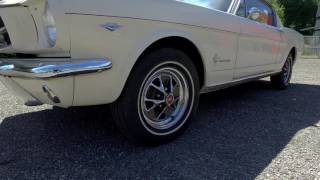 FORD MUSTANG FASTBACK 1965 FHD