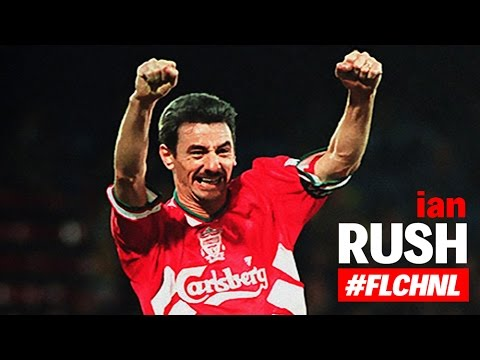 IAN RUSH #liverpool #legend #bestgoal