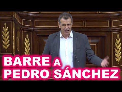 💥DEMOLEDOR TONI CANTÓ💥 DEJA para el ARRASTRE a Pedro SÁNCHEZ y a su NUEVO GOBIERNO