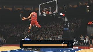 NBA 2K15 (Modo Carrera - Concurso de Mates) Gameplay en Español by SpecialK