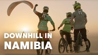 Downhill Mountain Biking in the Wilds of Africa thumbnail