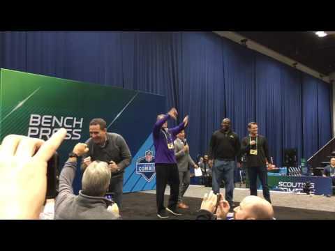 Eagles NFL Draft coin flip