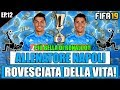 LA ROVESCIATA DELLA VITA!! NON CREDERETE AI VOSTRI OCCHI!! | FIFA 19 CARRIERA ALLENATORE NAPOLI #12