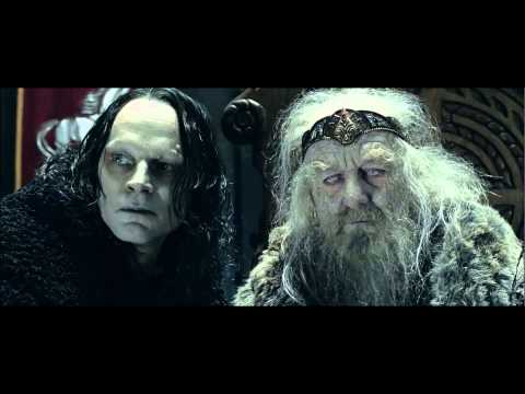 Lord of the Rings : The Two Towers. Gandalf and Theoden.