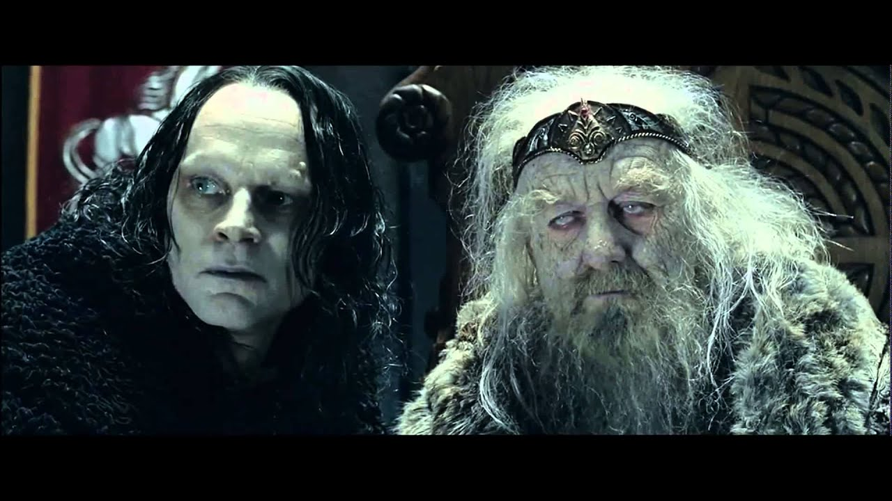 Lord of the Rings  The Two Towers Gandalf and Theoden - YouTube