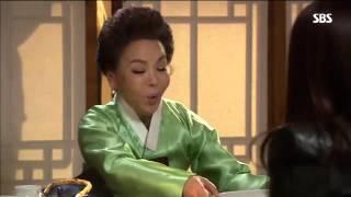 김수미 오윤아 악녀신경전