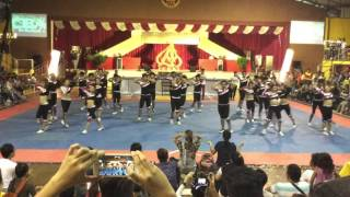 2016 TSU-CBA Sportsfest Cheerleading Competition - HRM Pink Panthers