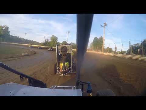 US 24 Speedway Senior Feature 9-3-2017 Part 1