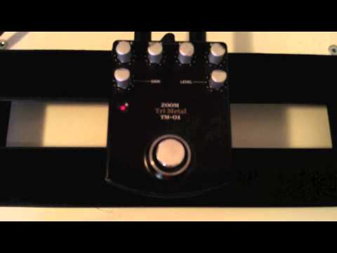 03 metal pedal shootout zoom tri metal guitar distortion high gain fuzz comparison youtube. Black Bedroom Furniture Sets. Home Design Ideas