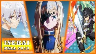6 Rekomendasi Anime ISEKAI - Fall 2019