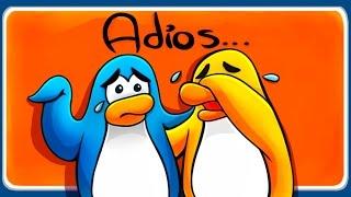 Adios Club Penguin...   (los últimos minutos)