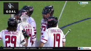 Big Ten Semifinals: Johns Hopkins v #6 Rutgers - 5.6.21 Full College Lacrosse Highlights