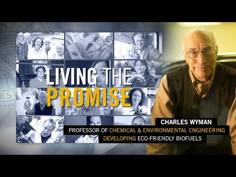 Living the Promise: Charles Wyman