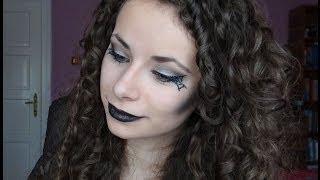 Boszorkány smink - Halloweenre
