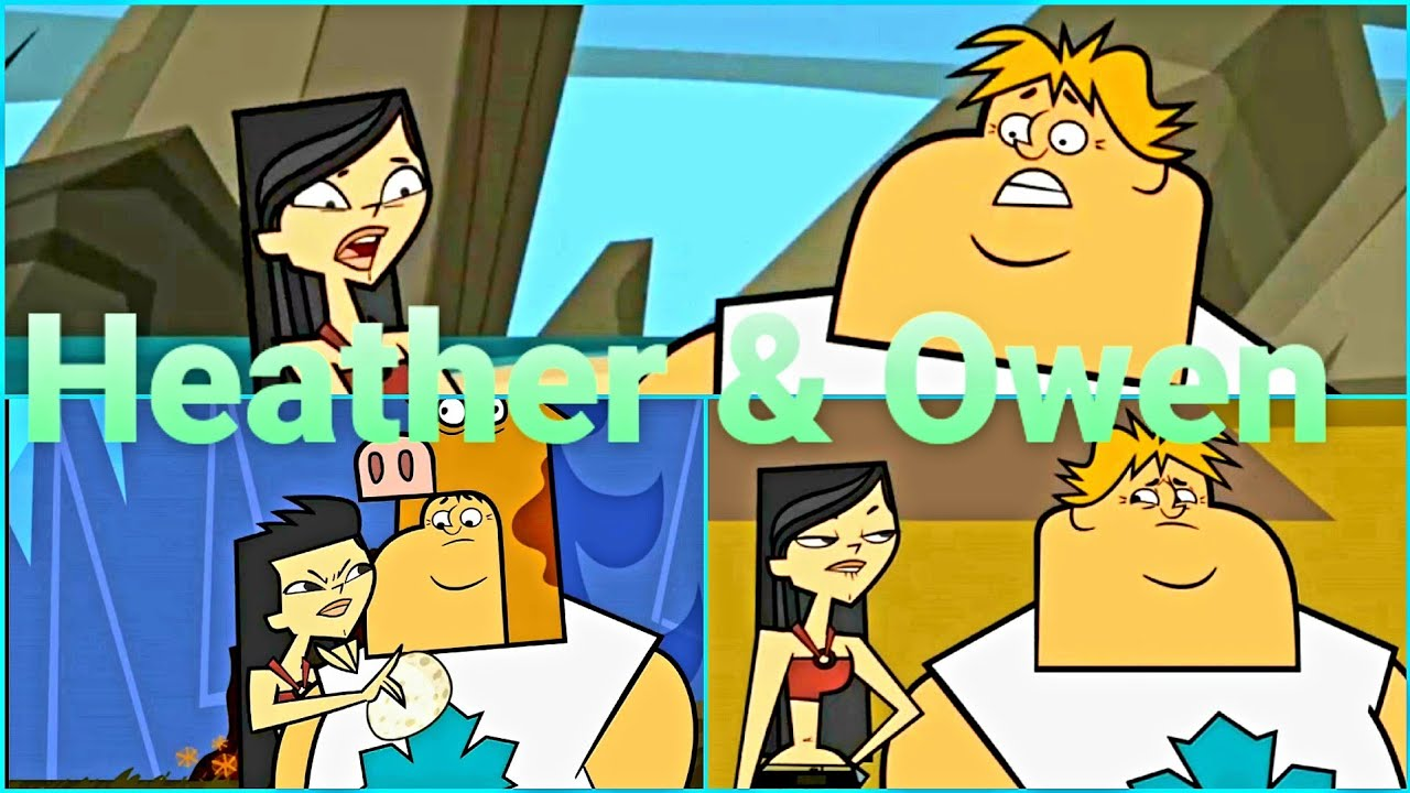 Download Total Drama Interactions #1- Heather and Owen