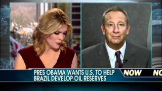 Why Is Obama Encouraging Brazil to Drill for Oil, But He Won