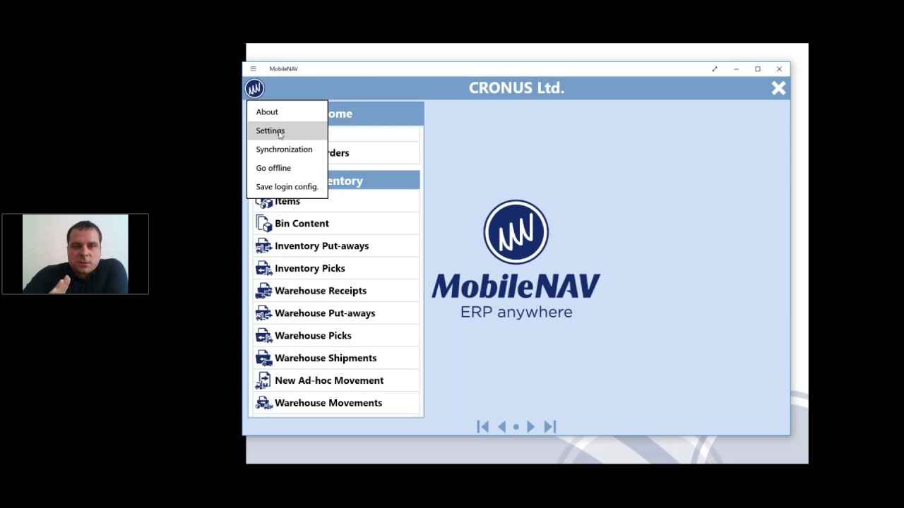 WEBINAR: MobileNAV version 4.7 release