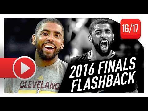 Kyrie Irving Full Highlights vs Wizards (2017.02.06) - 23 Pts, 5 Ast, UNREAL OT CLUTCH SHOT!