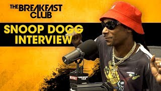 Snoop Dogg Talks Death Row Stories, Jay-Z\'s NFL Deal, Nipsey Hussle + More