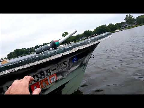 "Chester River - Trotline Crabbing  ""Your Engine"