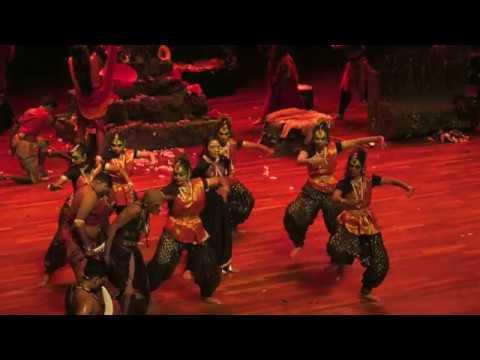 Classical Dance - NTU TLS Uthraa 2018 Yaanumavan