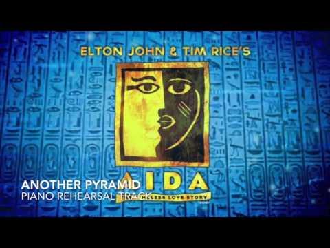 Another Pyramid - Aida - Piano Accompaniment/Rehearsal Track