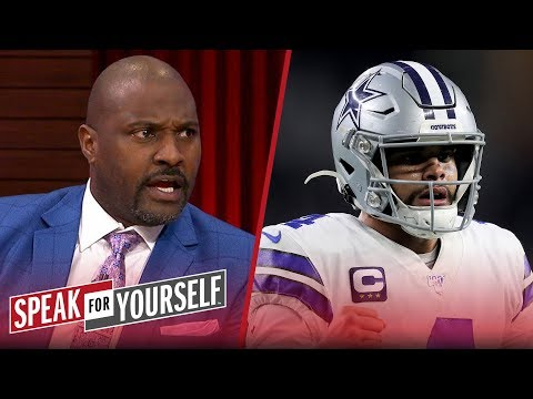 Dak's contract standoff vs Cowboys is a win-win for him — Marcellus Wiley | NFL | SPEAK FOR YOURSELF