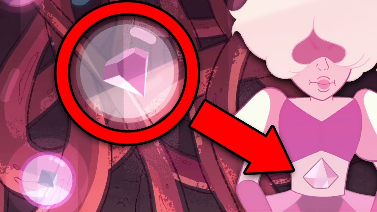 Is Pink Diamond BUBBLED In The Temple Steven Universe