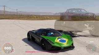 The Crew® 2 - Koenigsegg Regera TOP SPEED