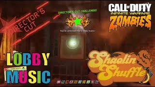 Shaolin Shuffle Directors Cut Lobby Music Tutorial - Call of Duty Infinite Warfare Zombies