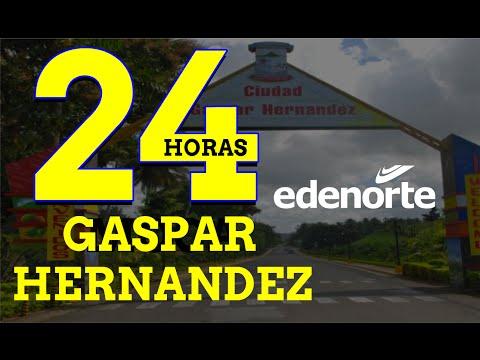 Proyecto de Rehabilitación de Redes GASPAR HERNÁNDEZ Y BATEY GINEBRA