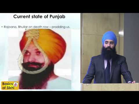 TWGC Topic #12 Part C - 1984 to Now - Current state of Punjab