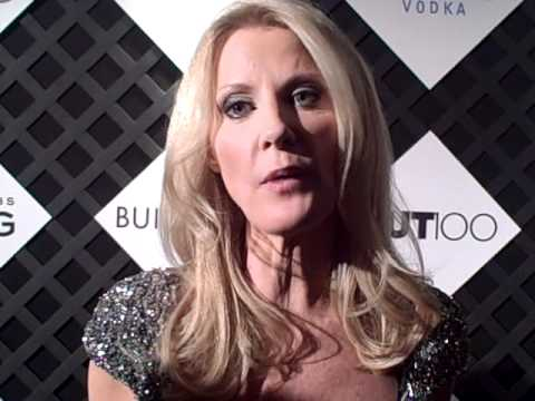 Wael Davis: Interview with Sandra Lee at the Out 100 Awards