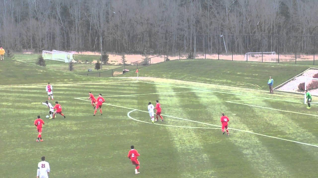 Liberty League Men's Soccer Championship Highlights: St ...